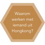 Waarom werken met iemand uit Hongkong prima kan